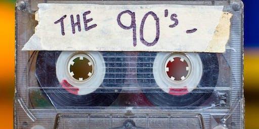A Night of 90's & 00's R'n'B