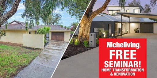 Seminar 3 - Thinking about adding a 2nd storey ?  Learn the know-how.