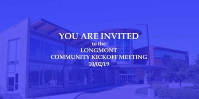 Community Kickoff Meeting - Performing Arts/Conference Center Study