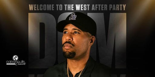 Hip Hop 18+ Party - DOM KENNEDY @ Belasco DTLA - Friday 9/20
