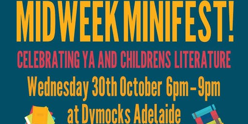 Mid-Week Mini-Fest! Celebrating YA and Children's Literature