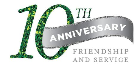 10th Anniversary Celebration,  Camellia Rose Chapter of The Links, Inc. tickets