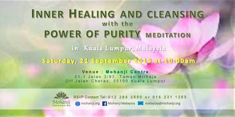 Inner  Healing  and  Cleansing  with Energy Transfer tickets