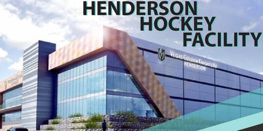 Diversity Contractor Outreach Event - VGK Henderson Hockey Facility