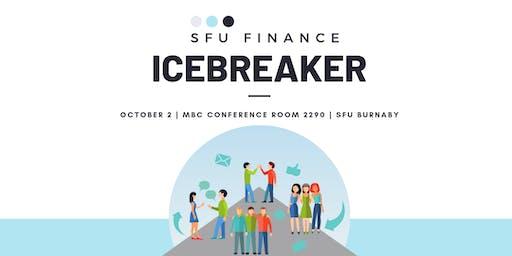 SFU Finance Club Icebreaker Event