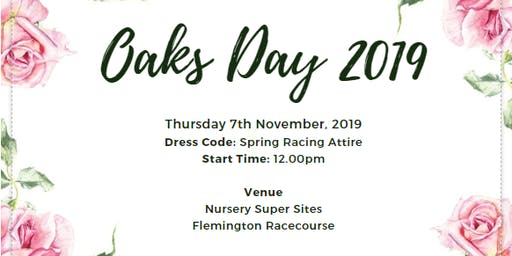 PageGroup Oaks Day 2019