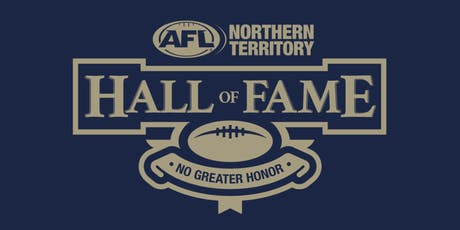 2019 AFL Northern Territory Hall of Fame tickets