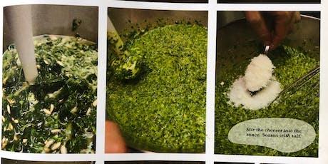 Take-Home-Pesto-Making Workshop tickets