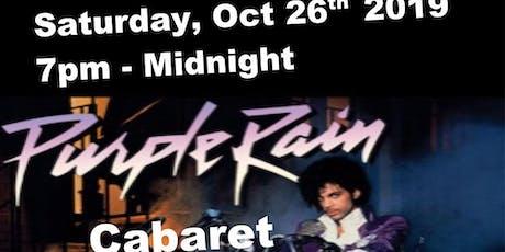 SOTM Purple Rain Cabaret tickets