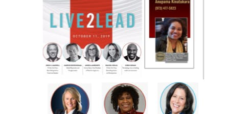 Live2Lead: North Jersey (Leader Development + Networking)