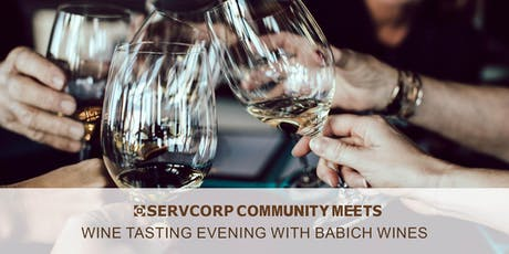 Babich Wine Tasting | Presented by Servcorp PwC Tower tickets