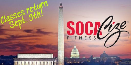 SocaCize Fitness DC Fall 2019