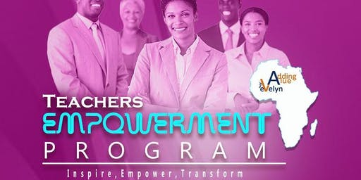 Free Teachers Empowerment Program