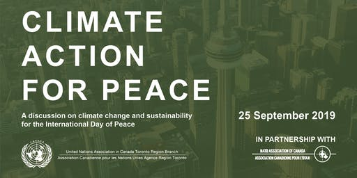 Climate Action for Peace