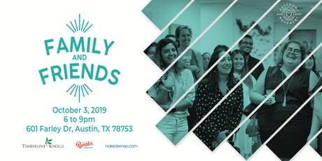 Friends and Family Open House tickets