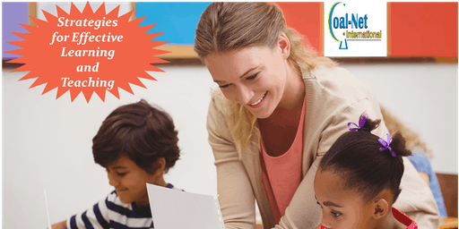 Strategies For Effective Learning And Teaching Program