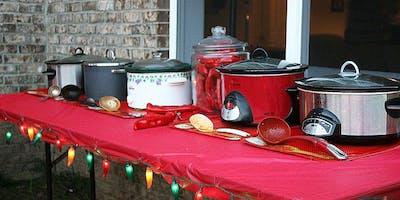 Healthy Slow Cooker Sip & Sample