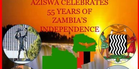 AZISWA Celebrates 55 Yrs Of Zambia's Independence tickets
