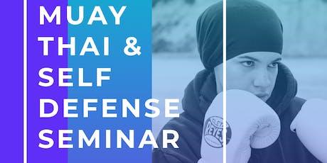 Self Defense Seminar tickets
