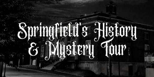 RCHS Presents: The History & Mystery Tour