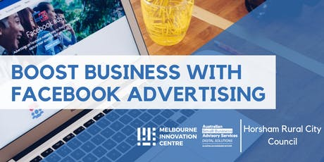 Boost Business with Facebook Advertising - Horsham tickets