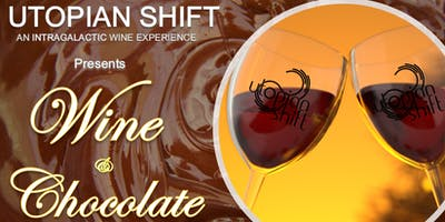 Complimentary Wine and Chocolate Tasting