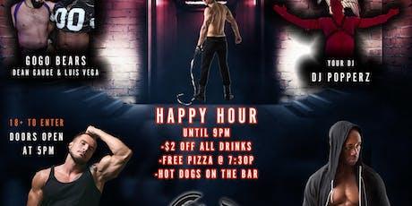Meaty Fridays Happy Hour with Luis Vega & Dean Gauge tickets