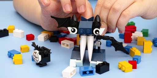 After School Activity: Lego Builds (Ages 5-12)