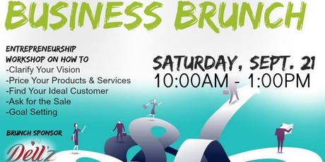 Passion to Plan of Action: Business Brunch  tickets