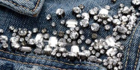 Diamonds and Denim