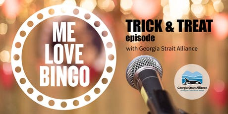 Me Love BINGO! Trick and Treat Episode tickets
