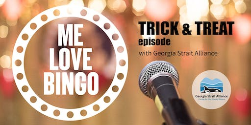 Me Love BINGO! Trick and Treat Episode