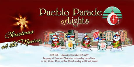Pueblo Parade of Lights tickets