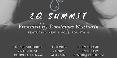 EQ Summit  tickets