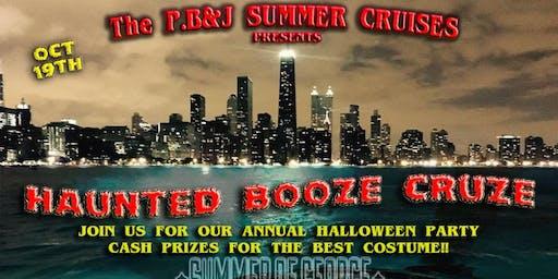 "The P.B&J Summer Boat Cruises ""Halloween Booze Cruise"""