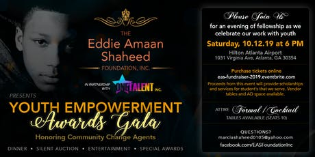 Youth Empowerment Awards Gala tickets