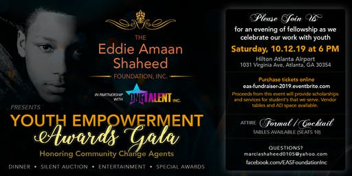 Youth Empowerment Awards Gala