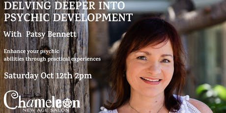 Delving Deeper Into Psychic Development tickets