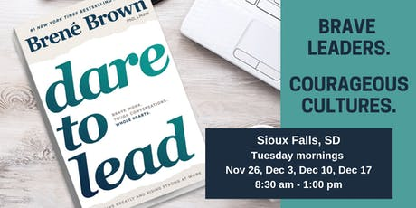 Dare to Lead™ - Sioux Falls - Leadership Training - November Cohort tickets