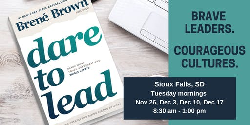 Dare to Lead™ - Sioux Falls - Leadership Training - November Cohort