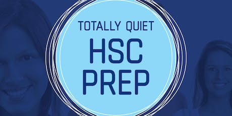 Rockdale Library - Totally Quiet HSC Prep tickets