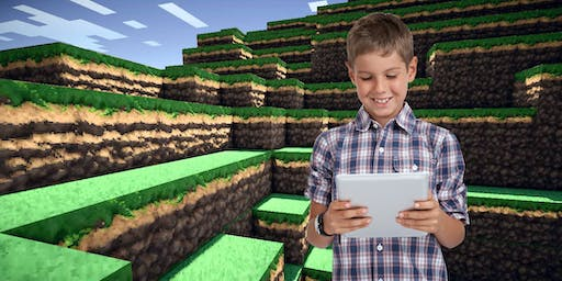 Minecraft Master Filmmaking 1 Day - 10 October (Ernst & Young - Perth)