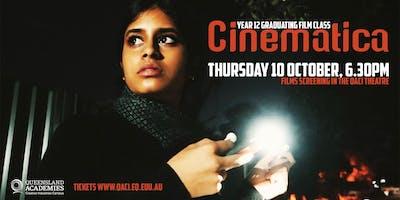 Cinematica 12: Year 12 Film Showcase