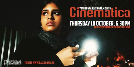 Cinematica 12: Year 12 Film Showcase