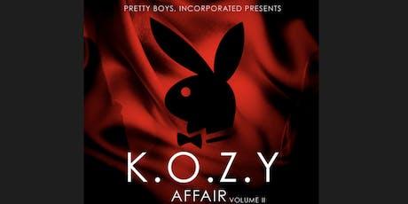 KOZY Volume 2 tickets