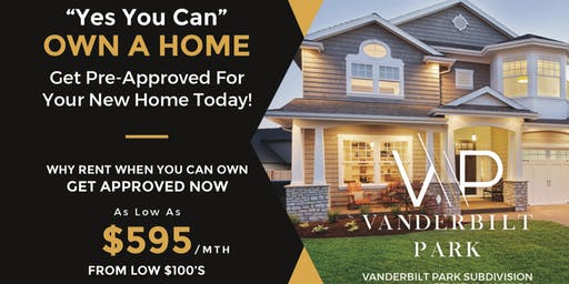 """YES YOU CAN"" Own A Home"