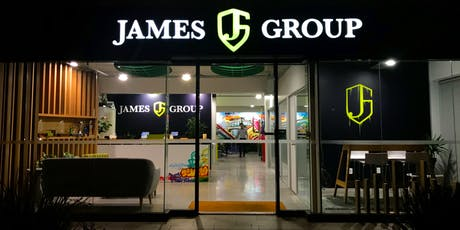 James Group Commercial Property Investment Night! tickets