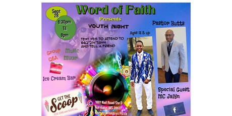 Get the Scoop Youth Night  tickets