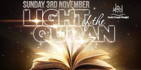 Light of Quran tickets