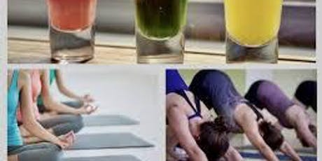 Lunch n Learn Yoga and Oils Workshop tickets